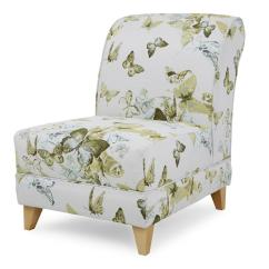 Bedroom Chair Dfs Chairs Made From Pallets Corinne Lime Green Fabric Patterned Accent (182856) | Ebay