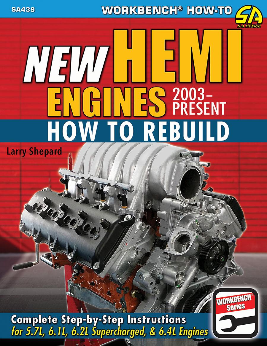 medium resolution of sentinel chrysler hemi engines how to rebuild manual 5 7l 6 1l 6 2l 6 4l book