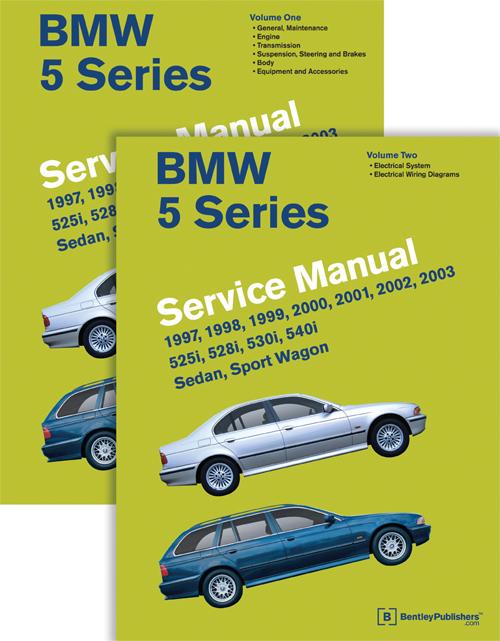 bmw 5 series e39 1997