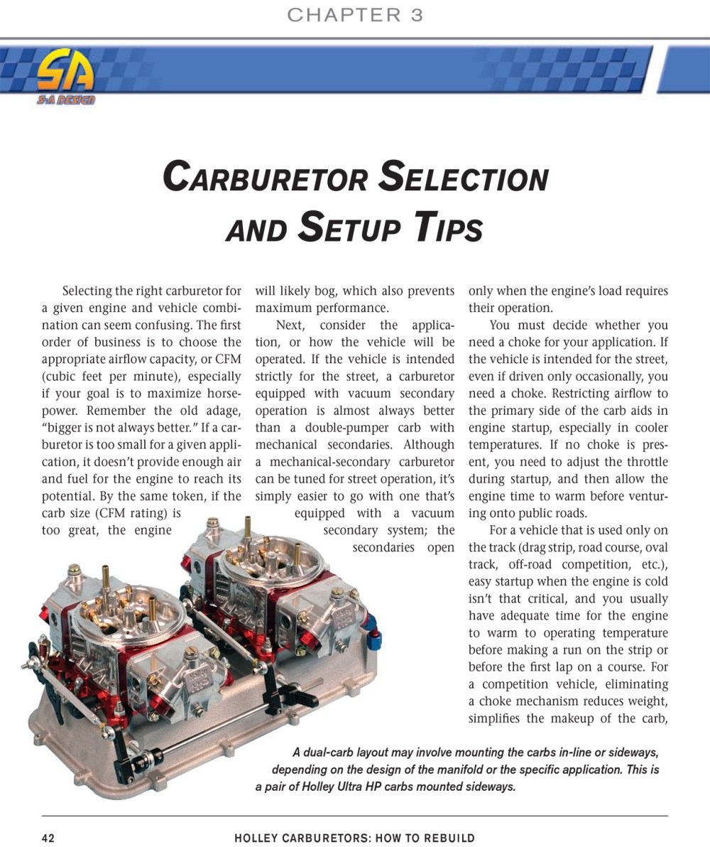 medium resolution of sentinel holley carburetor 4150 4160 4165 4175 4500 how to rebuild numbers models book