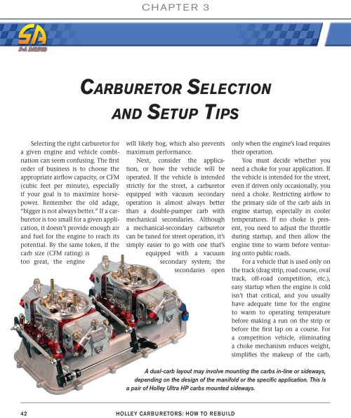 small resolution of sentinel holley carburetor 4150 4160 4165 4175 4500 how to rebuild numbers models book