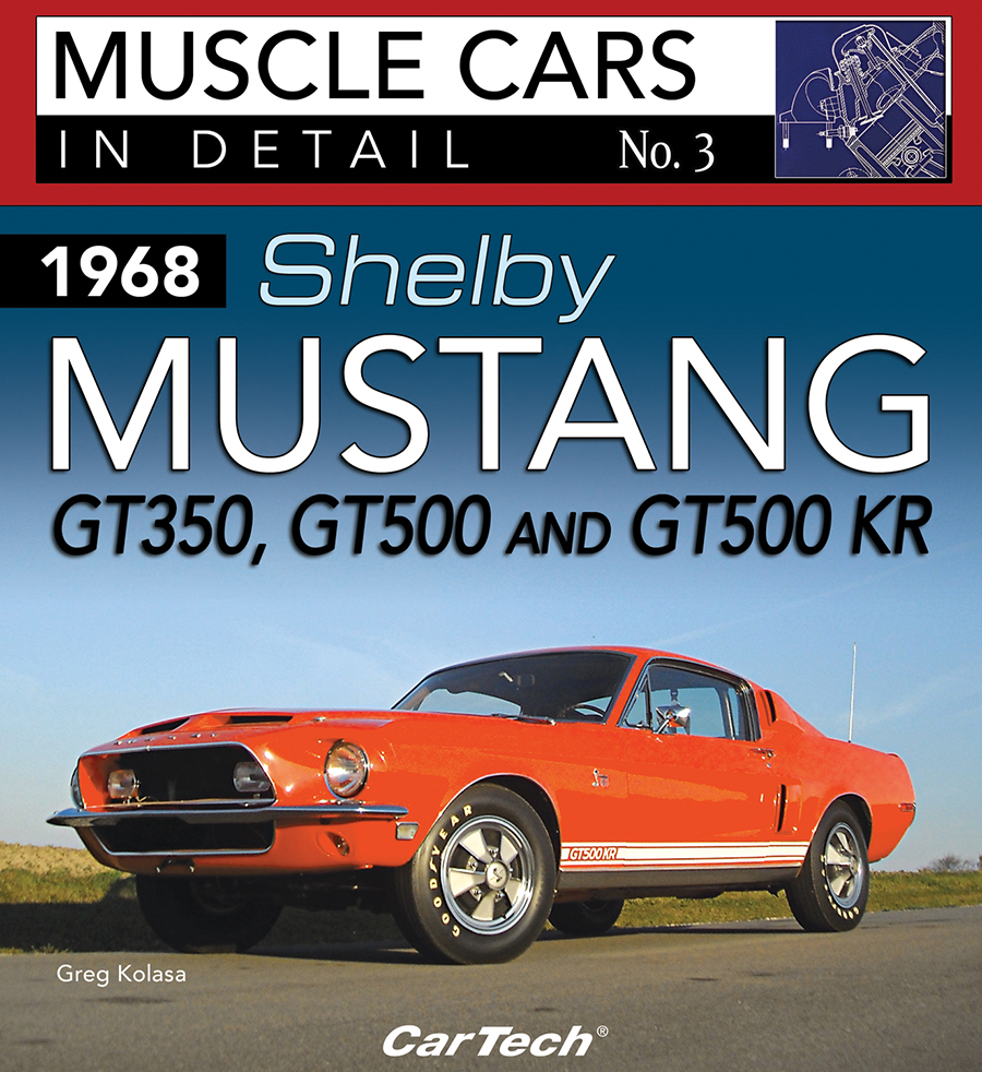 hight resolution of sentinel shelby mustang 1968 gt350 gt500 gt500 kr codes vin build tag in detail book
