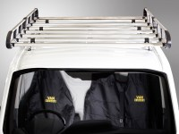 Van Guard ULTI Rack 6 Bar Aluminium Van Roof Rack for ...