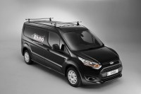 Rhino Delta 2 Bar Van Roof Rack for Ford Transit Connect ...