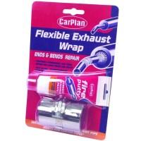 Flexible Car Exhaust Silencer Muffler Tailpipe Back Box ...