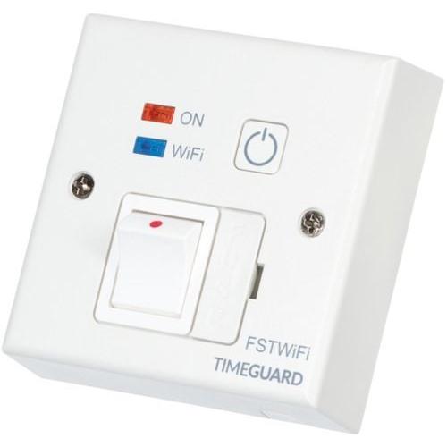 Nexus Smart Switch Wiring Timeguard Fstwifi Wifi Controlled Fused Spur Timeguard