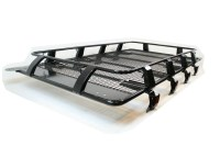 Land Rover Defender Titan Roof Rack Heavy Duty Expedition ...