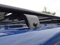 VW T5 Transporter Black Powder Coated Steel Heavy Duty ...