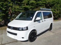 Van Guard VW Transporter T5 T6 2 Ulti Roof Bars With Pull ...