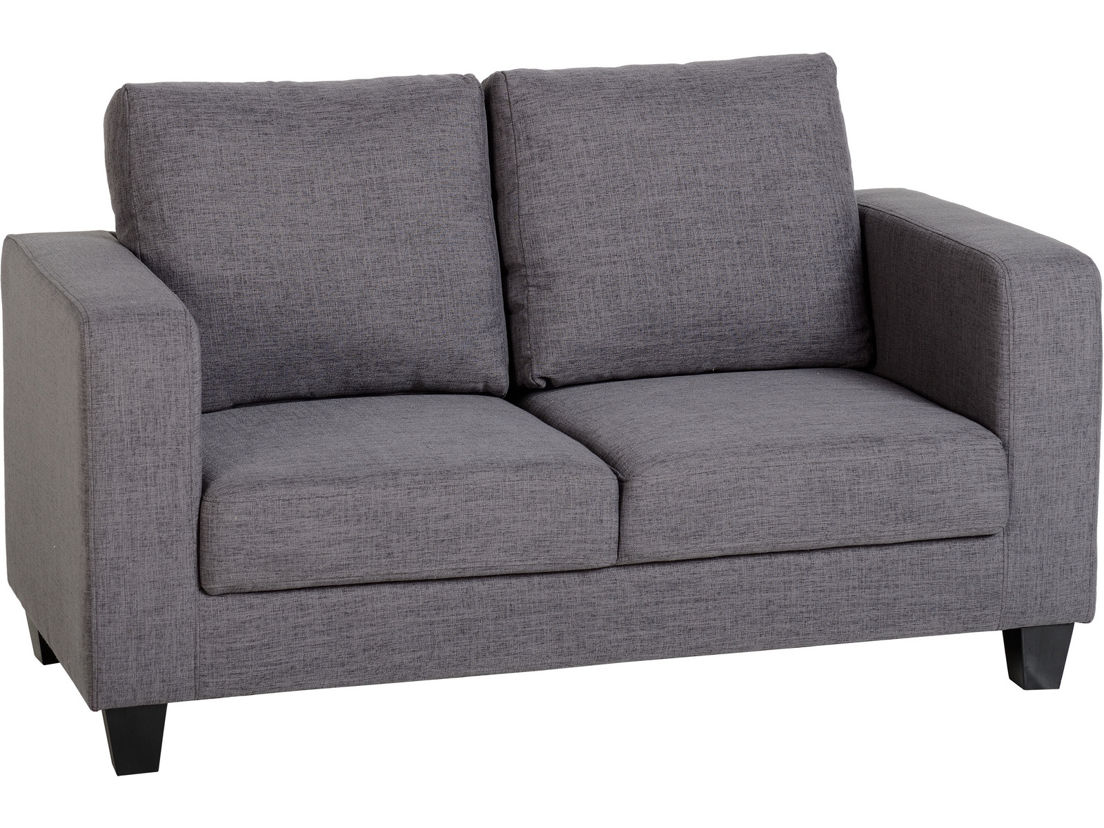 sofa box furniture protectors for sectional seconique tempo 2 seater in a grey fabric