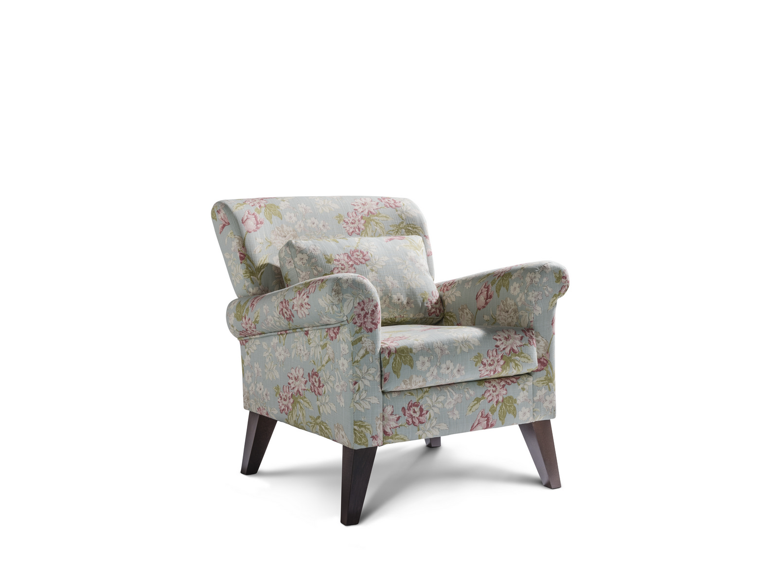 Affordable Egg Chair Bloxham Accent Chair Campagna Duck Egg Dark Legs Fabric