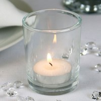 Bulk Buy Glass Votive Tea Light Candle Holder Wedding