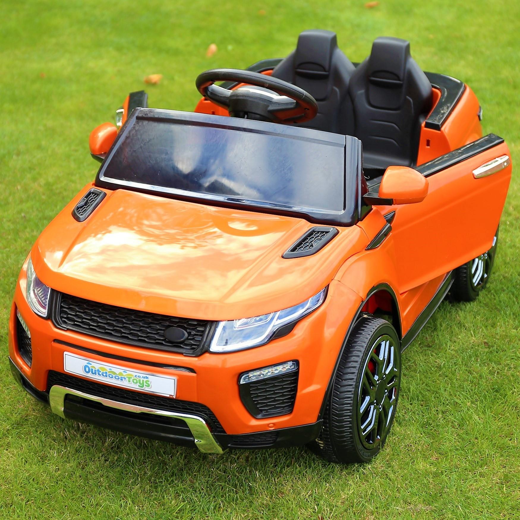 Range Rover Evoque Style 12v Child s Electric Ride Car Jeep
