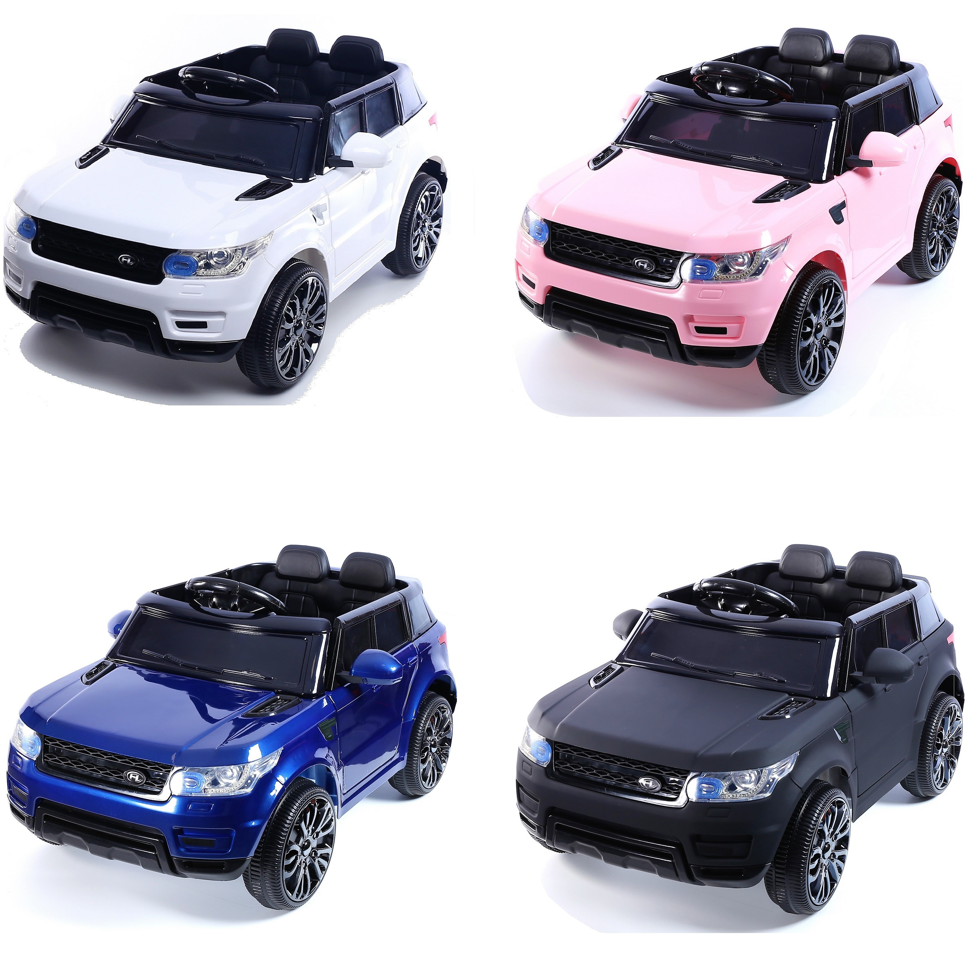 Mini HSE Range Rover Style Electric 12v Child s Ride on Jeep 6