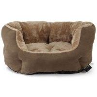Bunty Polar Dog Bed Soft Washable Fleece Fur Cushion Warm ...