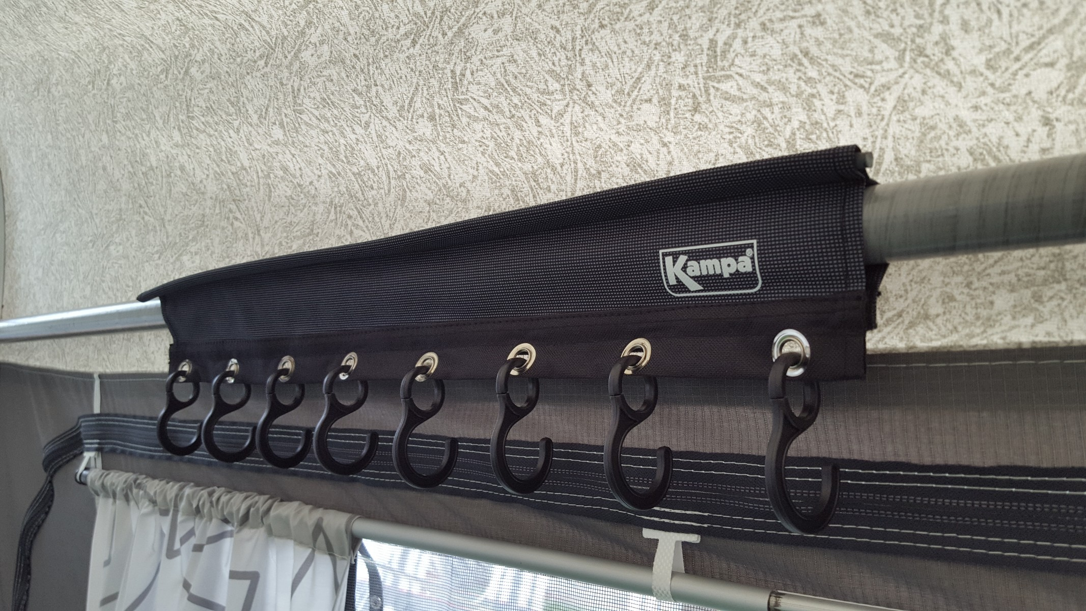 Kampa Jill Clothes Hanger For Use In Your Caravan Awning