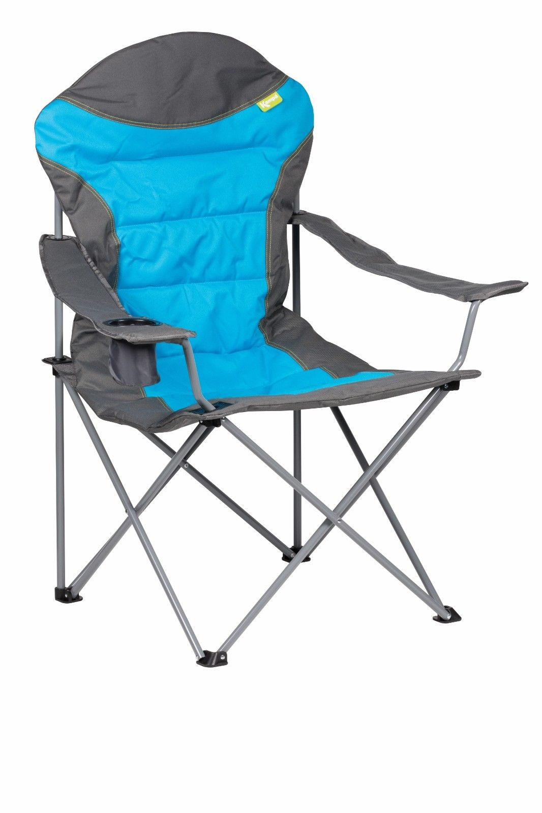 Folding Camping High Chair Kampa Xl High Back Folding Camping Chair Blue
