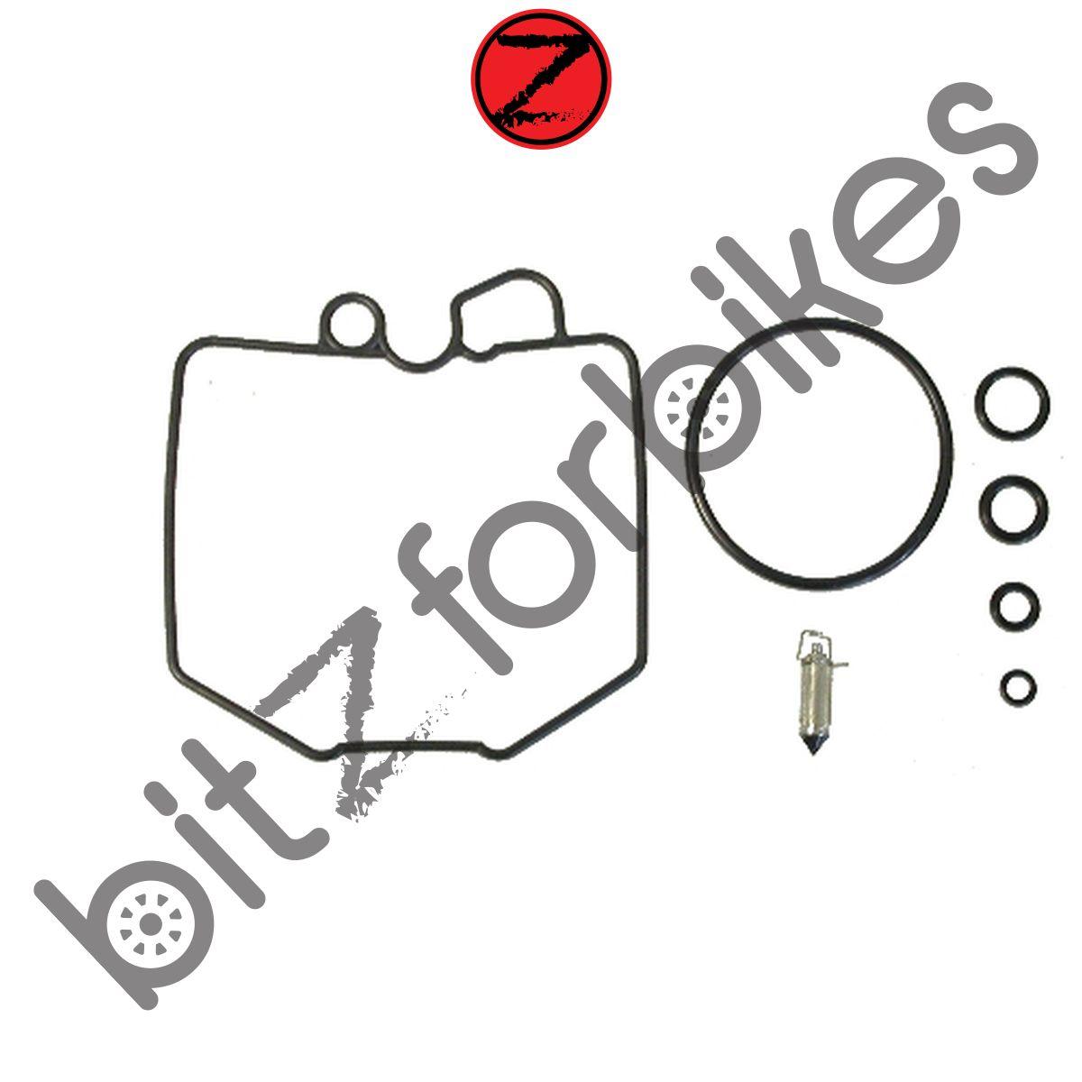 Carb Carburettor Repair Kit Honda CB 400 N Super Dream