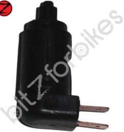 sentinel front brake light switch honda cbx 1000 z twin shock 1979  [ 1200 x 1200 Pixel ]