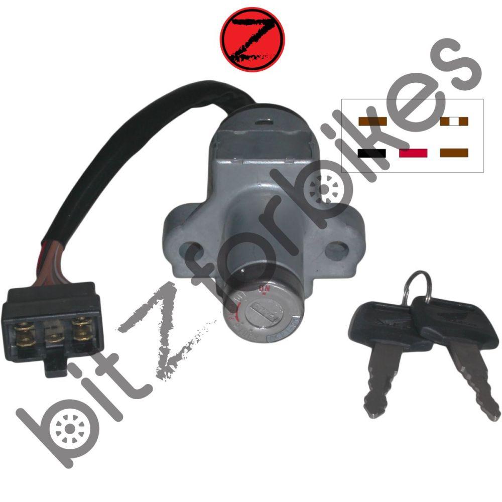 medium resolution of sentinel ignition switch 5 wire honda cbx 1000 b mono shock sc06 1981