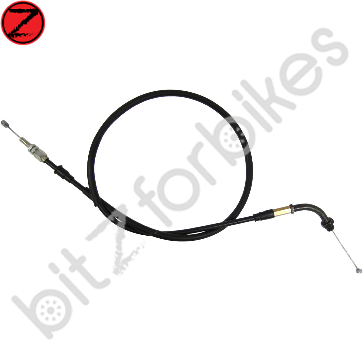 Throttle Cable Pull Honda CB 550 F1 Super Sport Four (1976