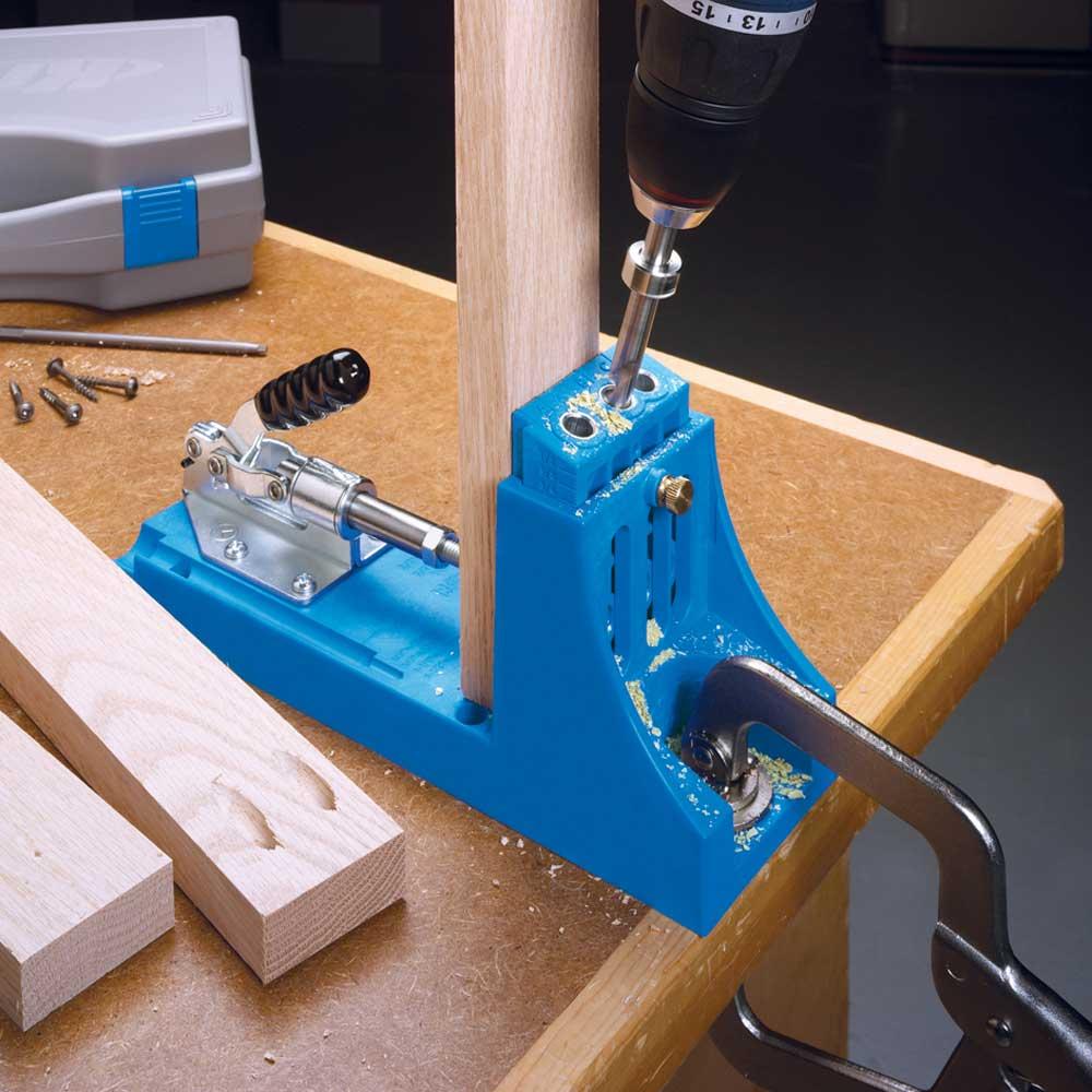 Kreg K4 Pocket Hole Jig Kit With 675 Screws Kreg K4 Pocket Hole Jig Kit With 675 Screws