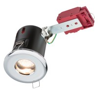Knightsbridge VFRSHGICC IP65 230V GU10 Fire Rated Shower ...