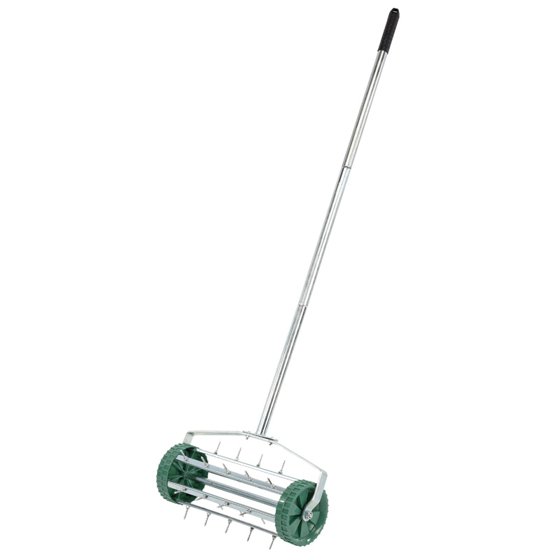 Draper 83983 GLAWDD Rolling Lawn Aerator With 450mm Spiked