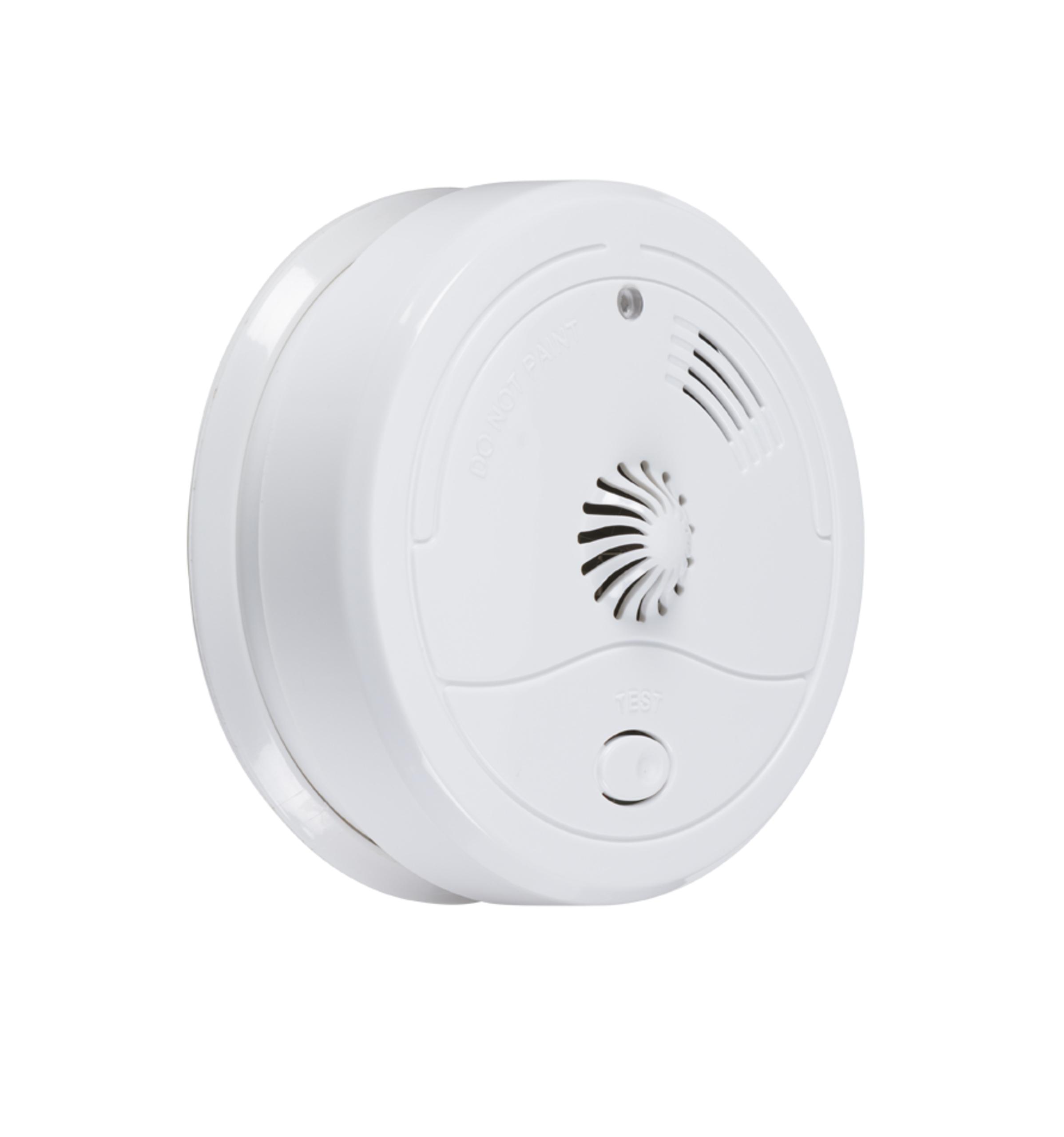 kitchen smoke detector cow knightsbridge extra loud heat alarm