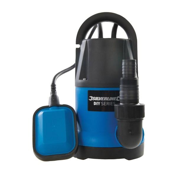 Silverline 752782 250w Diy Clean Water Pump