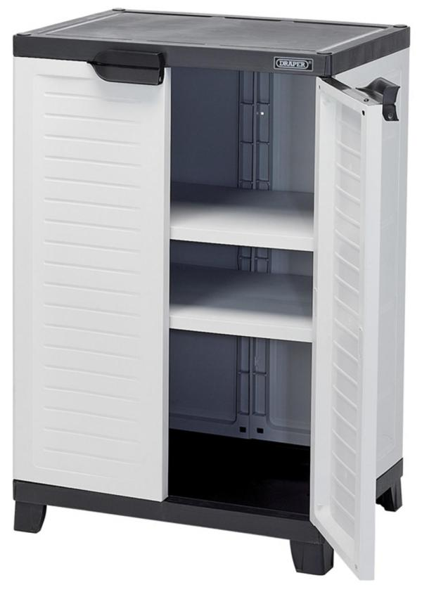 Heavy Duty Plastic Storage Cabinets