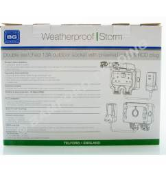 masterplug weatherproof outdoor mains power kit nexus wp22kit 3 thumbnail 3  [ 1800 x 1800 Pixel ]