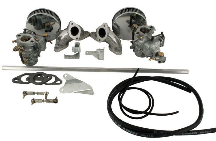 TYPE 25 Weber 34ICT carb kit, T2/4 1.7-2.0 litre