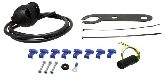 vw golf mk4 tow bar wiring diagram guitar pedal type 2 split electric kit 12v 7 pin ac000399 ebay