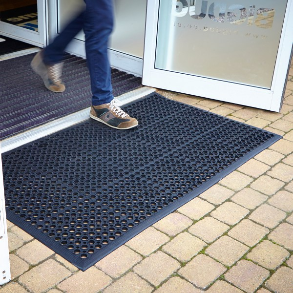 Outdoor Rubber Floor Mats
