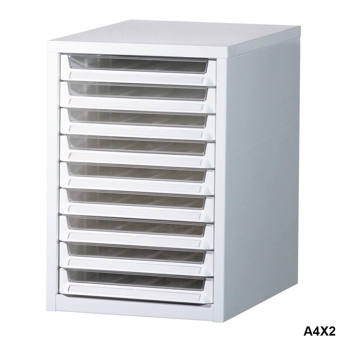 A4 File & Sort Desktop Unit Storage Files Desk Office