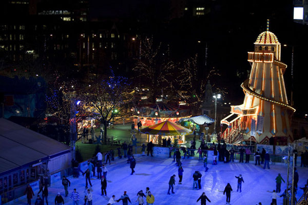 Top 10 Best Outdoor Ice Rinks In The UK  Essential Travel
