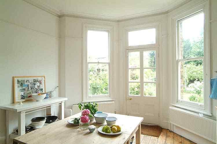 Casa victoriana de estilo rstico en Londres