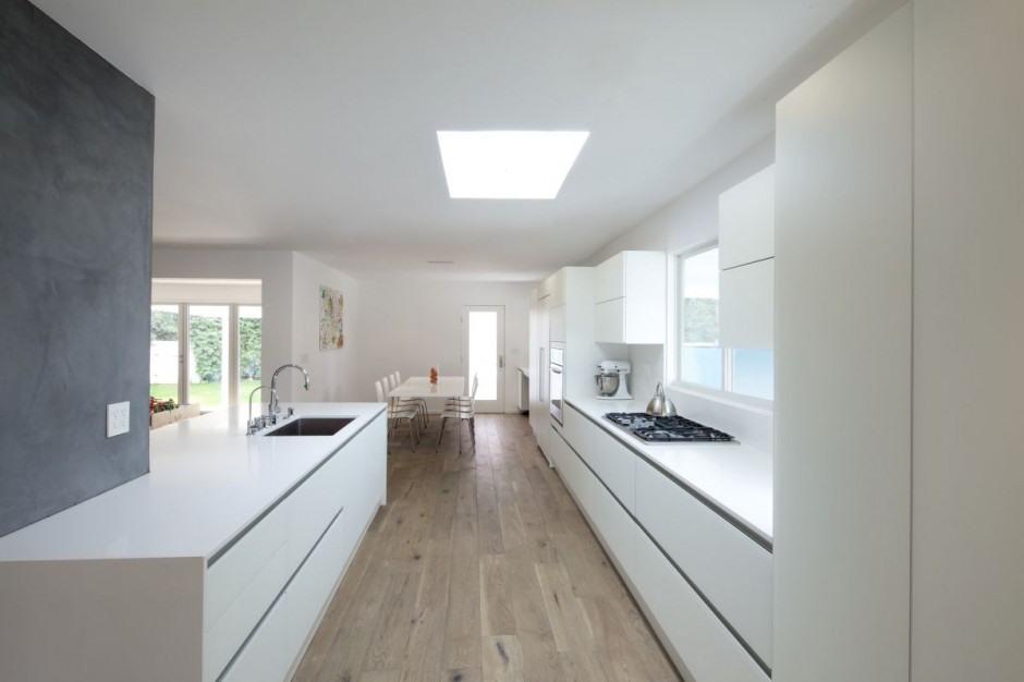 Casa Moderna Con Oficina Ecologica