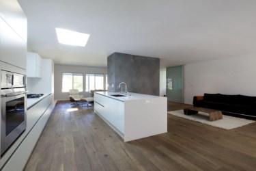 casa minimalista moderna brunn dan california hayvenhurst vivienda espectacular remodel californiana minimalistas architecture unifamiliar esta reforma palabras sin living interiores