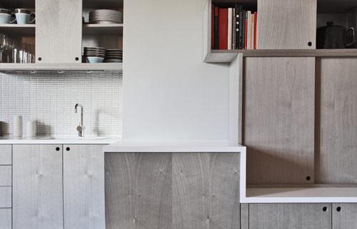 Una kitchenette renovada  Cocinas pequeas  Cocinas de