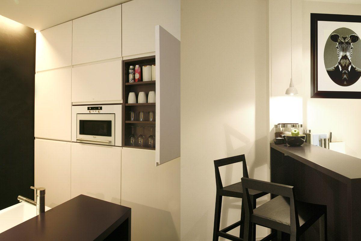 Monoambientes modernos maximizar el espacio con estilo