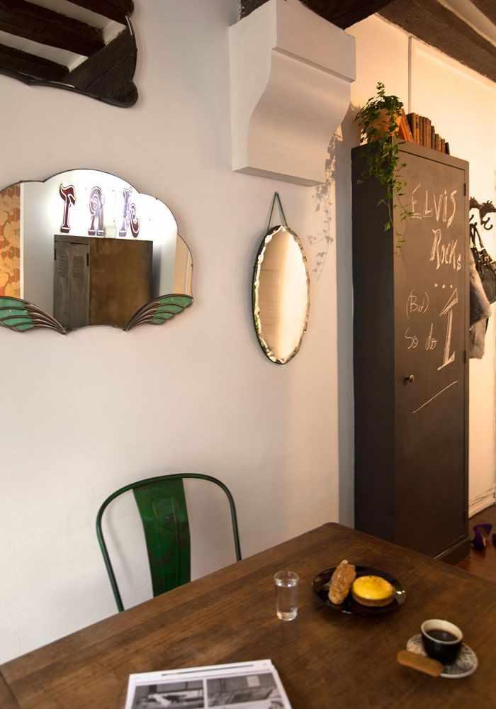 Estilo eclctico en la decoracin de un monoambiente