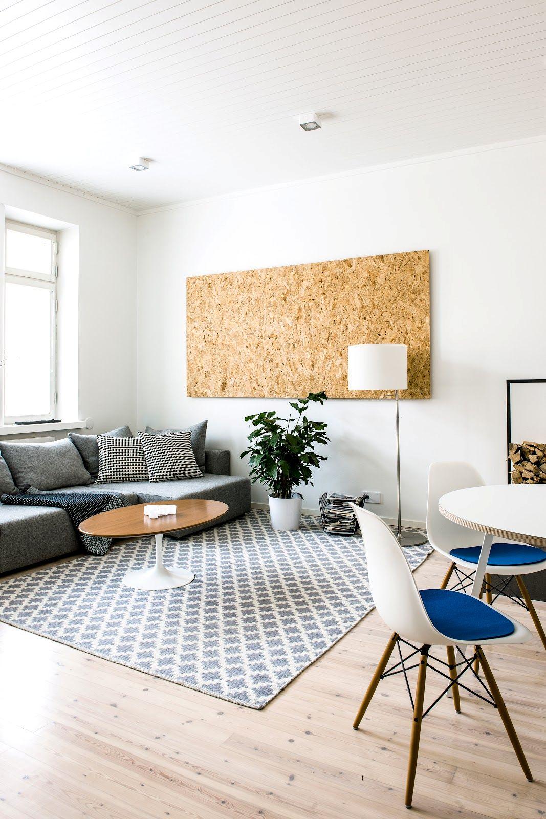Decoracin de departamentos minimalistas 2 ambientes con