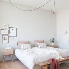 Bedroom Chair Pinterest Target Upholstered Dining Chairs Antes Y Después En Decoración Dormitorio Minimalista Cálido