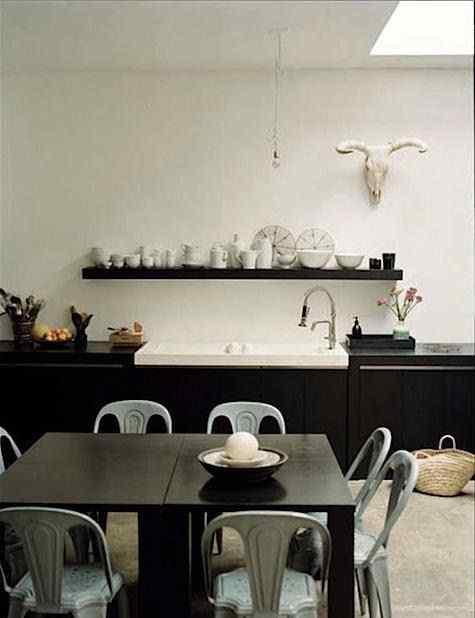 Cocinas estilo industrial  Estilos Deco