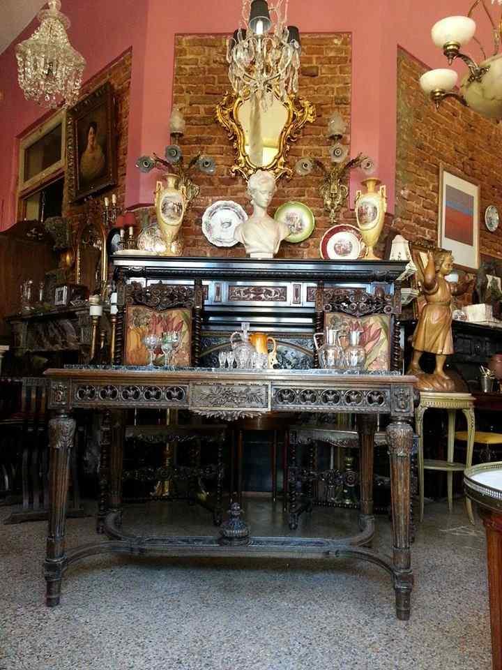 La Casa de Honduras  Tienda de Antigedades en Palermo