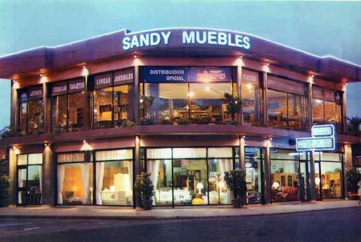 Sandy Muebles en Rosario Santa Fe  Estilos Deco