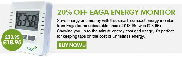 Eaga Energy Monitor - £18.95