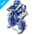Solar Transforming Robot Kit Make this solar-powered toy into a tank, robot or scorpion. Age 10+ £12.95